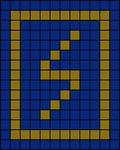 Alpha pattern #60700 variation #108454