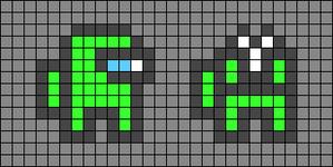 Alpha pattern #55777 variation #108481