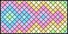 Normal pattern #54026 variation #108535