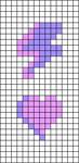 Alpha pattern #51575 variation #108573