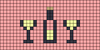 Alpha pattern #27991 variation #108575