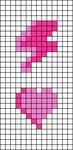 Alpha pattern #51575 variation #108576