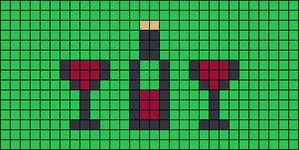 Alpha pattern #27991 variation #108615