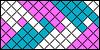 Normal pattern #44174 variation #108619