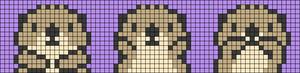 Alpha pattern #25211 variation #108625