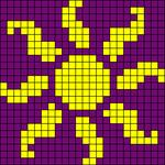 Alpha pattern #9948 variation #108762