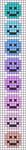 Alpha pattern #35638 variation #108903