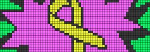 Alpha pattern #60882 variation #108917