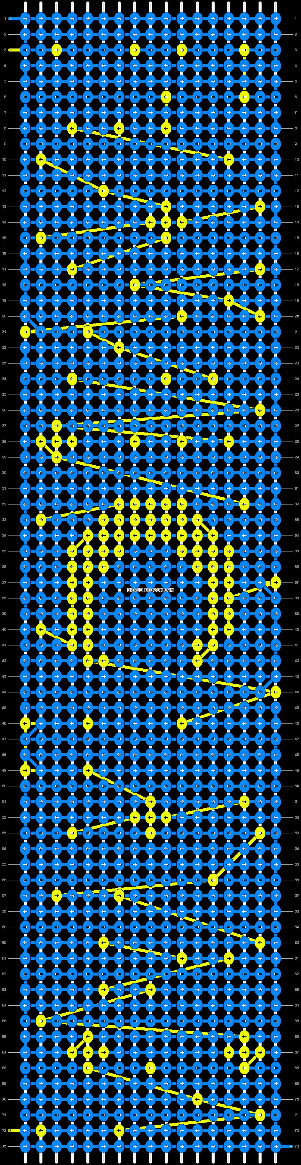 Alpha pattern #42340 variation #108992 pattern