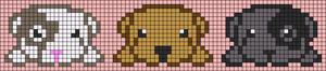 Alpha pattern #60254 variation #109135