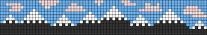 Alpha pattern #57432 variation #109224