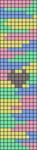 Alpha pattern #60947 variation #109258