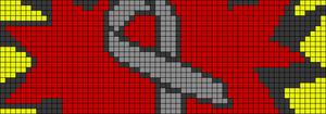 Alpha pattern #60882 variation #109289