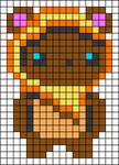 Alpha pattern #60846 variation #109297