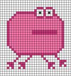 Alpha pattern #60964 variation #109318