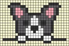 Alpha pattern #39806 variation #109340