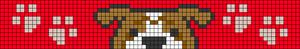 Alpha pattern #51649 variation #109346