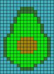 Alpha pattern #59688 variation #109386