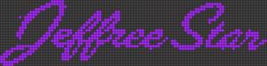 Alpha pattern #3972 variation #109421