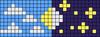 Alpha pattern #57086 variation #109490