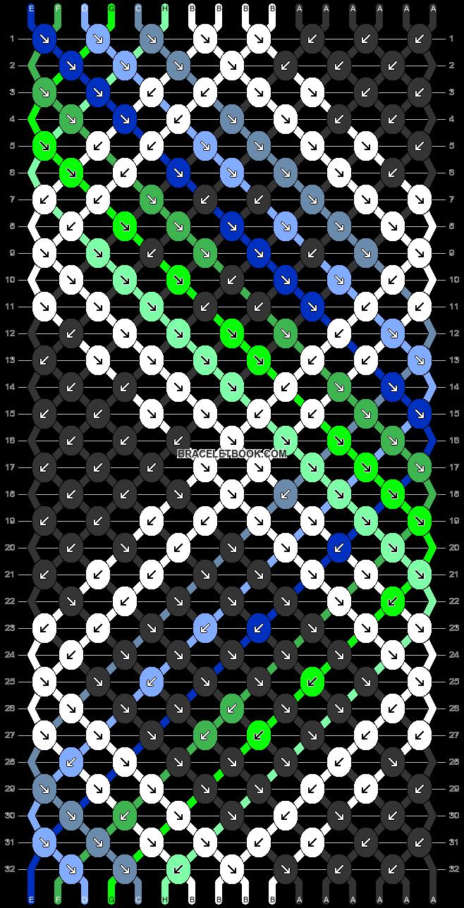 Normal pattern #35076 variation #109564 pattern