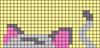 Alpha pattern #34270 variation #109590