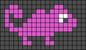 Alpha pattern #21683 variation #109603