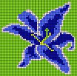 Alpha pattern #61022 variation #109667