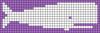 Alpha pattern #20950 variation #109690