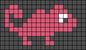 Alpha pattern #21683 variation #109763