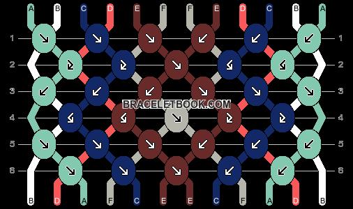 Normal pattern #18 variation #109804 pattern