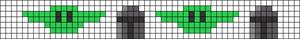 Alpha pattern #56907 variation #109847