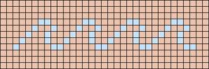 Alpha pattern #60704 variation #109856