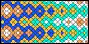 Normal pattern #14512 variation #109865