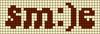 Alpha pattern #60503 variation #110022
