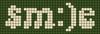 Alpha pattern #60503 variation #110024