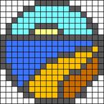 Alpha pattern #44179 variation #110038