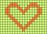 Alpha pattern #387 variation #110087