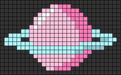 Alpha pattern #41628 variation #110133