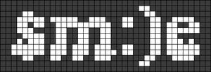 Alpha pattern #60503 variation #110151