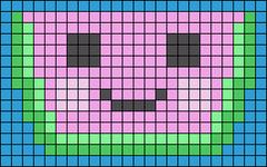 Alpha pattern #61088 variation #110156