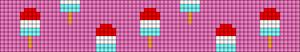 Alpha pattern #43728 variation #110215