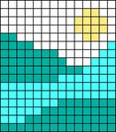 Alpha pattern #61261 variation #110238