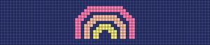 Alpha pattern #54001 variation #110274