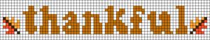 Alpha pattern #59876 variation #110298