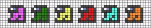 Alpha pattern #61315 variation #110308