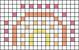 Alpha pattern #61178 variation #110330