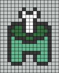 Alpha pattern #58094 variation #110409