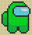 Alpha pattern #60584 variation #110427