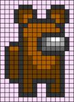 Alpha pattern #56216 variation #110476